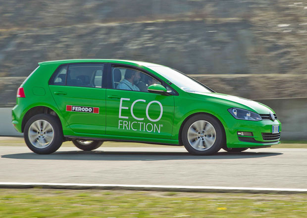Brzdy Ferodo Eco Friction: Jak fungují ekologické brzdy?
