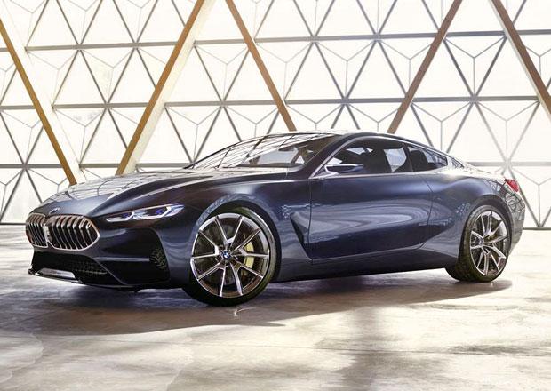 BMW řady 8 je venku: Takhle bude vypadat!