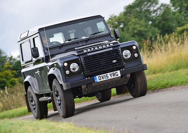 Land Rover Defender se dočká opravdového nástupce!