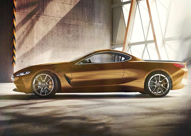 BMW řady 8 jako shooting brake, kabriolet a sedan. Dočkáme se?