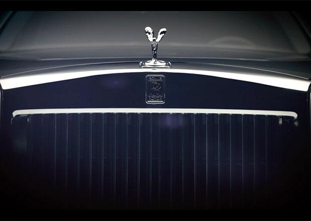 Nový Rolls-Royce Phantom se představí již v létě. Kam posune úroveň luxusu?
