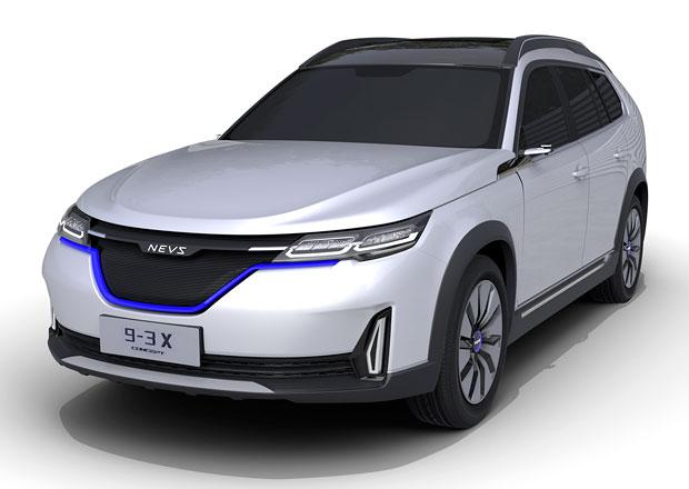 NEVS 9-3 Concept: Saab se vrátil