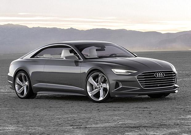 Audi odhaluje budoucí plány. A7 a A8 letos, tři elektromobily do roku 2020