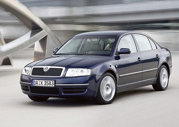 Škoda Superb před 15 lety: V základu stála i 1,2 milionu korun, měla však V6