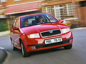 Škoda Fabia je skoro plnoletá. Už v roce 2000 mohla stát téměř půl milionu!