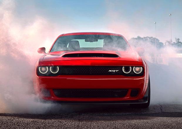 Odhalujeme tajemství ďábelského muscle caru Dodge Challenger SRT Demon