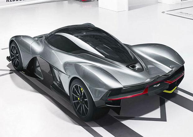Aston Martin nabídne přímého konkurenta Ferrari 488 GTB
