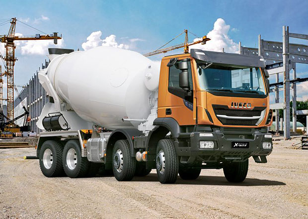 Iveco představuje novou řadu nákladních vozidel Stralis X-WAY