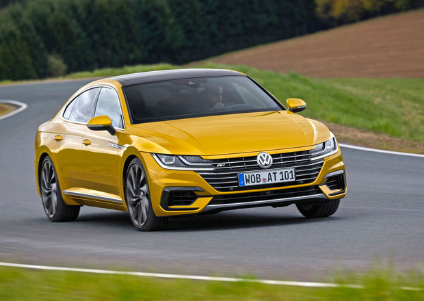 Za volantem VW Arteon: Výkladní skříň moderní techniky, která není pro každého