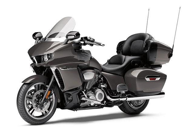 Yamaha Star Venture je připravena na cestování ve velkém stylu