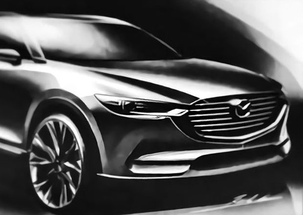 Mazda se připravuje na premiéru modelu CX-8. O co se bude jednat?