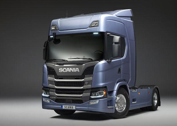 Scania uvádí nové služby a kabiny řady G