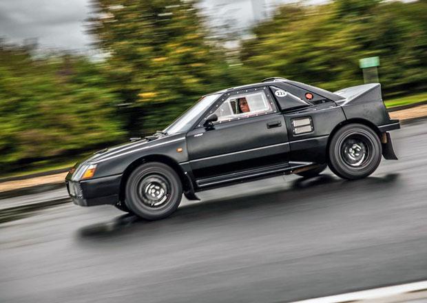 Toyota MR2 Project 222D: Proč tyhle speciály skupin B a S nikdy nezávodily?
