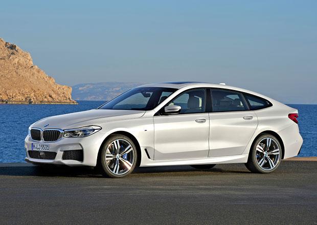 BMW 6 GT oficiálně: Pohlednější nástupce 5 GT je tu!