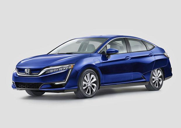 Honda Clarity Electric: Zahájení prodeje provází řada omezení