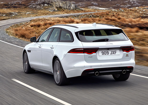Jaguar XF Sportbrake oficiálně. Díváte se na nejkrásnější luxusní kombi!