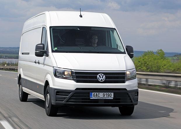Netradiční test: S VW Crafter jsme za tři dny najeli 3000 km!