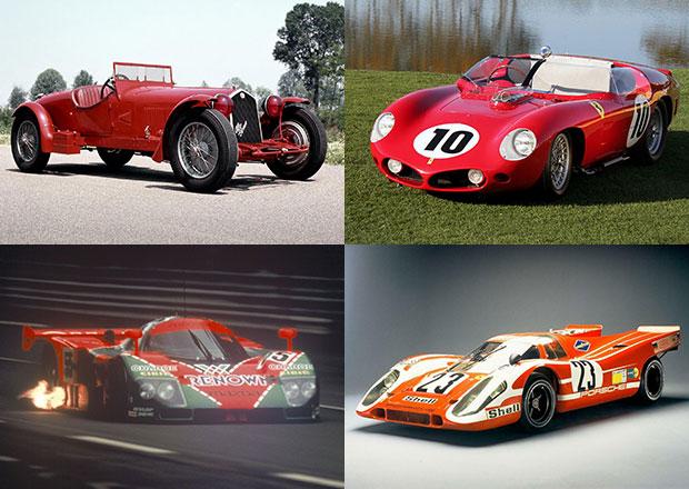 Legendy Le Mans: Desítka nejlepších speciálů slavného závodu