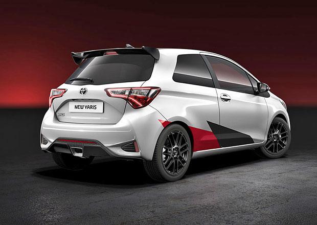 Toyota Yaris GRMN vstupuje na náš trh! Je dražší než GT86, i tak půjde na dračku