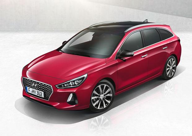 Hyundai odhalil české ceny i30 kombi. V limitované nabídce stojí méně než 400 tisíc