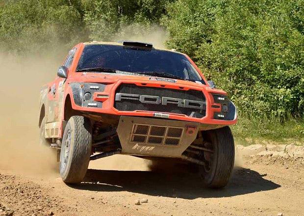 Jízdní dojmy: Ford F-150 Raptor pro Rallye Dakar. Říkají mu Shrek!
