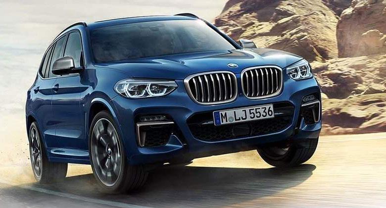 BMW X3 je tady: Neoficiálně, ale kompletní!
