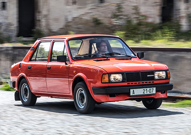 Retro bazar: Ojetá Škoda 105/120. Kup teď! Ale s rozvahou
