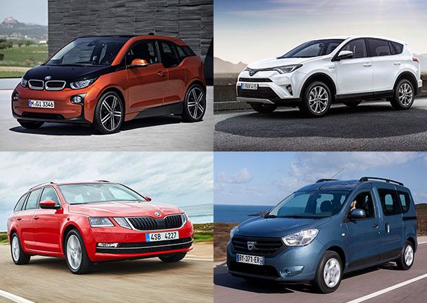 Jak se na českém trhu daří alternativním palivům? Důležitým hráčem je Dacia!