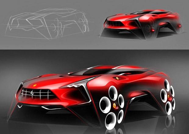 Pětiletka Ferrari: Nové SUV má zdvojnásobit prodeje značky, úspěch se čeká i v Číně