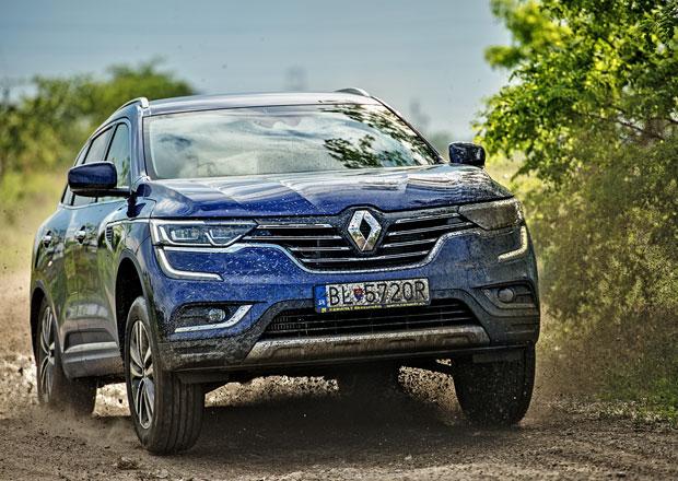 Poprvé za volantem nového Renaultu Koleos: Jak dopadl reparát?