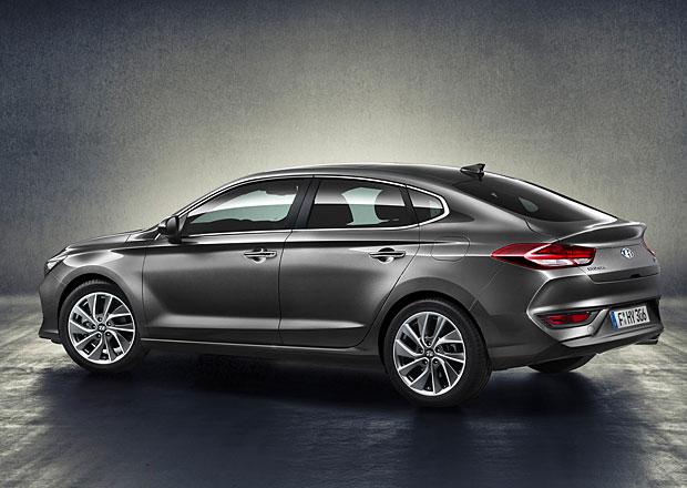 Hyundai představil skutečného konkurenta Škody Octavia. i30 Fastback je tady!