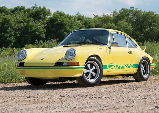 Porsche 911 Carrera 2,7 RS: Vzácný sportovec se zajímavou historií může být váš!