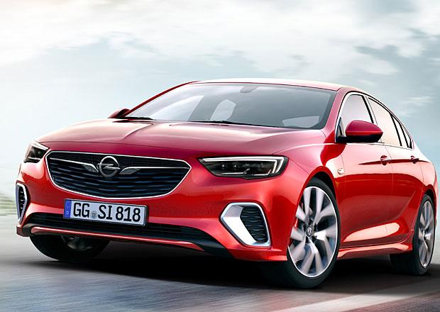 Opel Insignia GSi: Nástupce OPC je tady, šestiválec bohužel nemá