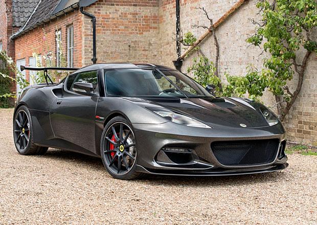 Lotus Evora GT430 nabídne přes 430 koní na 1299 kg