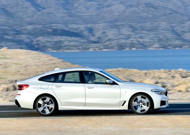 BMW 6 Gran Turismo odhalilo české ceny. Tenhle liftback začíná na 1,6 milionu Kč