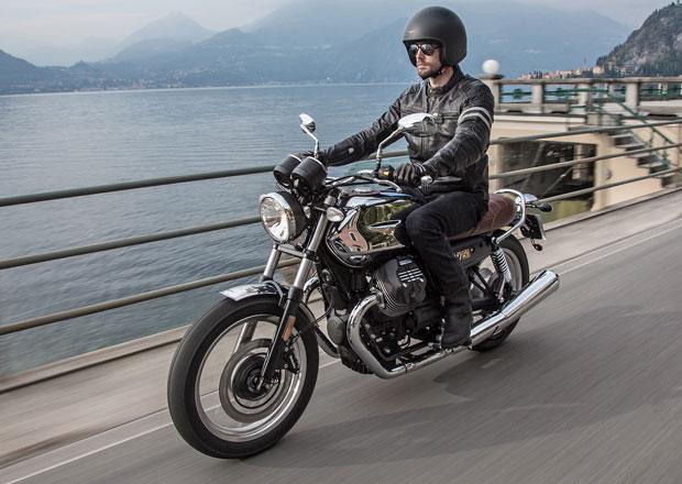 Moto Guzzi V7 III Anniversario je nádherná vzpomínka na šedesátá léta