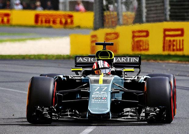 Aston Martin se nebrání vstupu do F1. Má ale několik zásadních podmínek