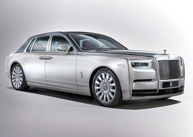 Rolls-Royce představil osmou generaci Phantomu. Co nového přináší definice luxusu?