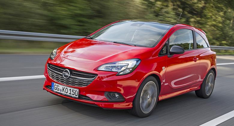Krok k OPC: Opel představuje přiostřenou Corsu S se 110 kW