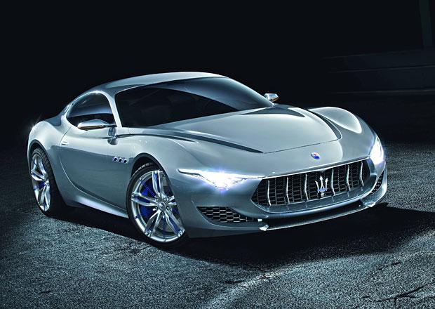 Maserati v budoucnu jen s elektromotory. Jako fakt!