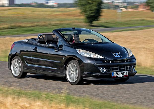 Ojetý Peugeot 207 CC: Prodlužte si levně léto!