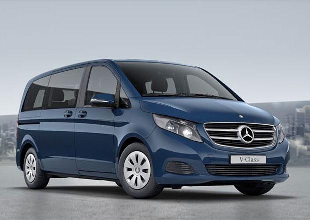 Mercedes-Benz třídy V má nastoupit v dostupnějším provedení