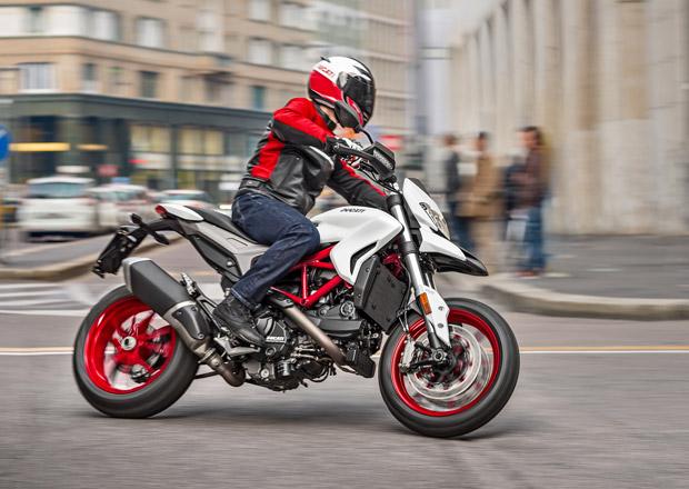 Ducati osvěžila vzhled modelu Hypermotard 939