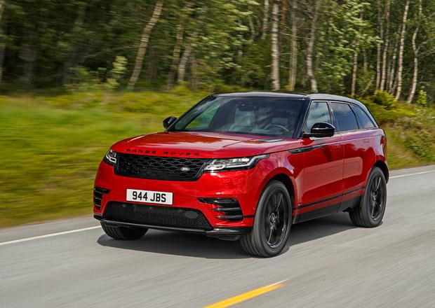 Jízdní dojmy Range Rover Velar: Nízká střecha, vysoké cíle