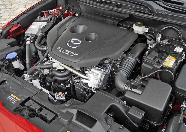 Mazda odhaluje techniku budoucnosti, nabídne vznětový motor na benzin