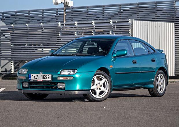 Ojetá Mazda 323F (BA): Tak kdysi vypadala budoucnost!