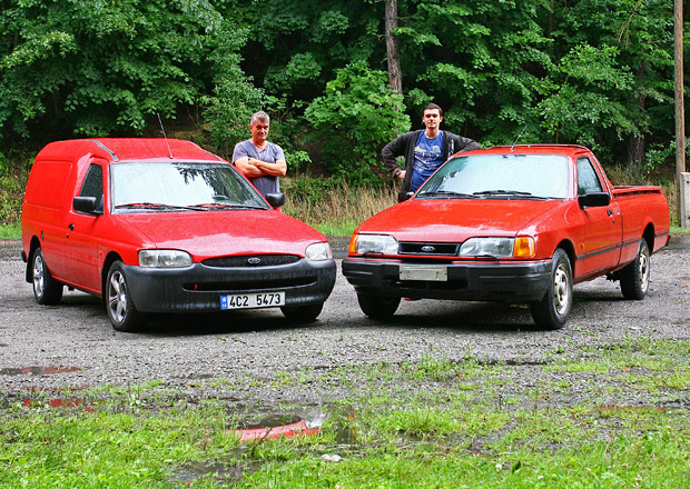 Jezdí unikátní sierrou: Takto legendární zadokolku od Fordu neznáte!