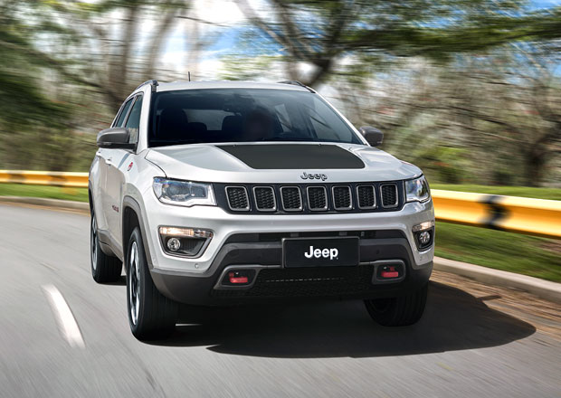 Jeep Compass: Premiéru kompaktního SUV bude hostit pražská náplavka!