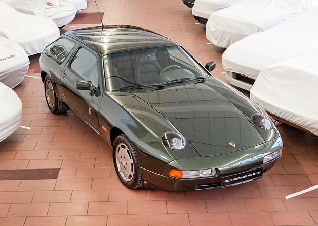 Porsche připomnělo 40 let modelu 928 jeho výjimečnými prototypy