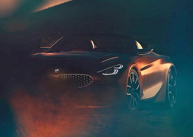 Další sporťák od BMW je tu. Koncept nové Z4 na první fotce!